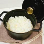 【ストウブの炊きたて御飯と、ストウブのお手入れ…】