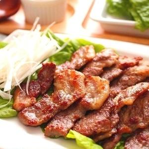野菜で巻き巻き♪サムギョプサルでモリモリ豚肉と野菜を食べよう!
