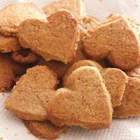 子供と一緒に♪ メープルシナモンクッキー