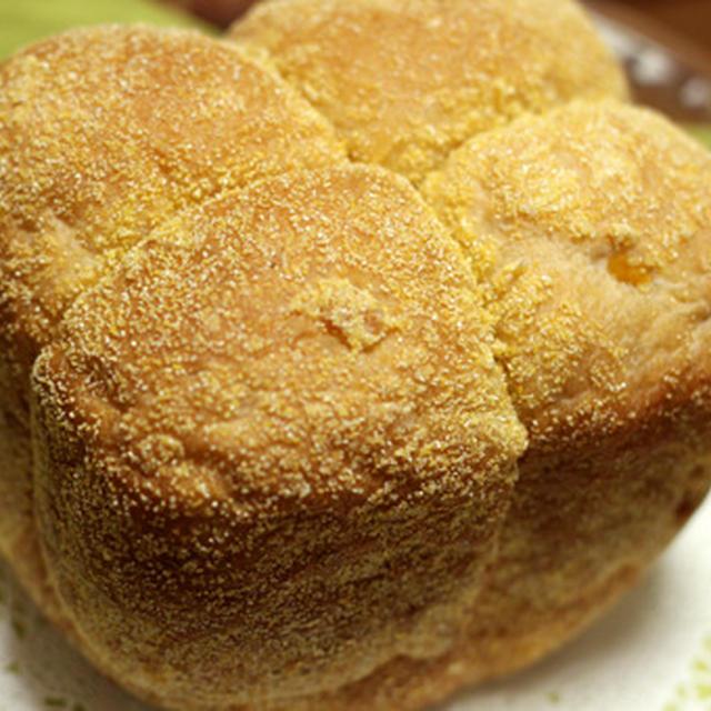 ☆★☆Wコーンde焼きとうもろこしのちぎりパン☆★☆