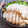 シンプルだが完璧。白だし昆布の絶品和風サラダチキン(糖質2.3g) by ねこやましゅんさん