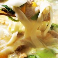 ■モニター料理【郷土料理・「山梨のほうとう」を  創味シャンタン味で決めてみたら激ウマ!! 】