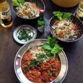 【ラムと豆の煮込み】 by peguさん