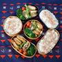 今日のお弁当&牛肉とネギの黒胡椒炒め【レシピ】な夕食