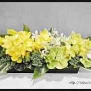 【日記】FUGAのお花 と 模様替え