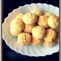メロンパン風クッキー *
