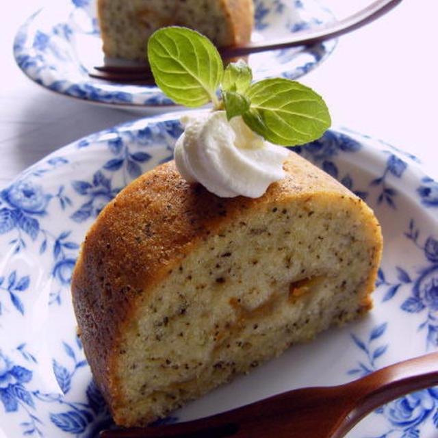 紅茶とマーマレードのパウンドケーキ 改訂版
