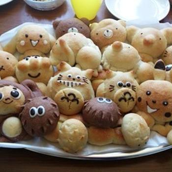 まるパン工房 お祝いパン