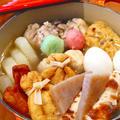 鶏手羽の白だしおでん♪白だしで簡単おでん鍋レシピ! by みぃさん