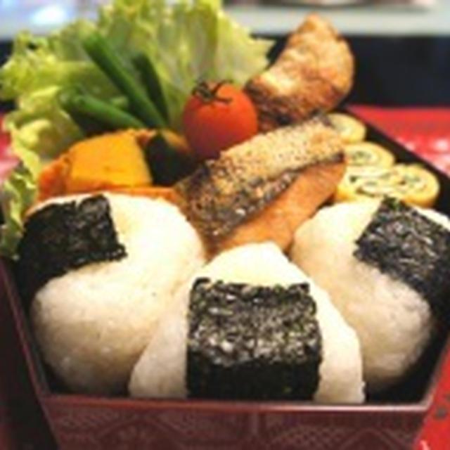 鮭弁当~ダイエット中w~