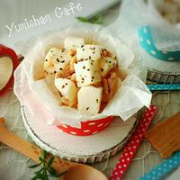 ♡材料2つ♪長芋とツナのカップサラダ♡【シンプルサラダ*簡単*おやつ】
