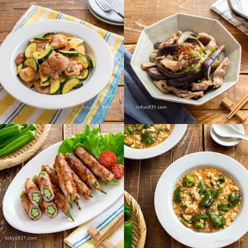 レシピサイトNadiaさんにて、夏野菜レシピのコラムが公開になりました!【農家のレシピ帳】PR