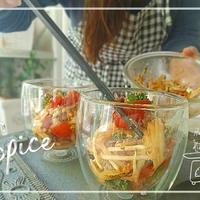 【スパイス】ちょい足しレシピ!パプリカ風味のサバ缶サラダ
