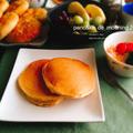 ルヴァン種のパンケーキ