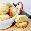 こねないパンシリーズ〜メロンパン簡単レシピ〜