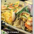 プリプリ海老&香味野菜たっぷりde・・・すぐでき★ピリ辛焼きそば♪&・・・王子動物園に行ってきましたよ~♪♪ by naonao♪さん