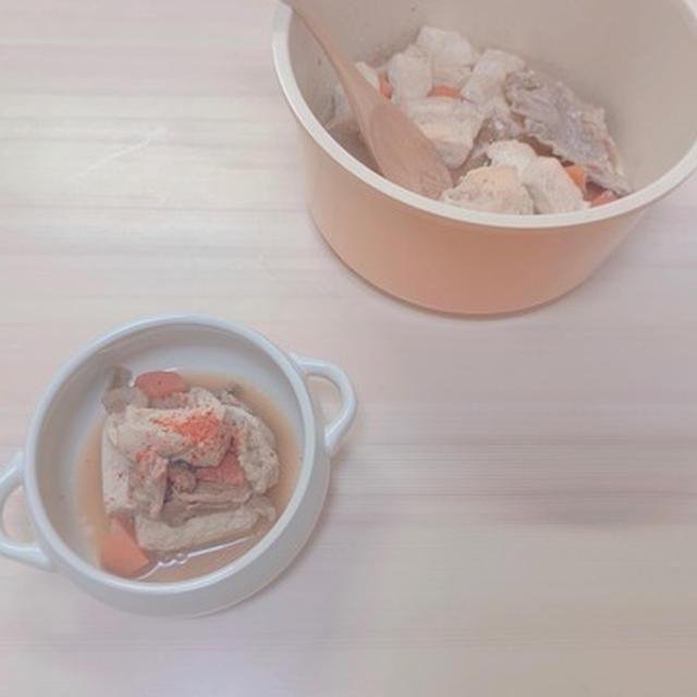 【ヘルシー】砂糖不使用!隠し味で染み染み肉豆腐