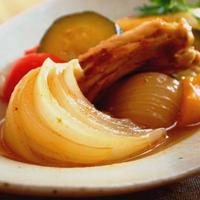 とろとろ♪鶏肉と玉ねぎのカレー煮