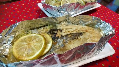 【レシピ】淡白なお魚はこれに決まり!★簡単★コク旨★風味良し【鱈の味噌マヨホイル焼き】