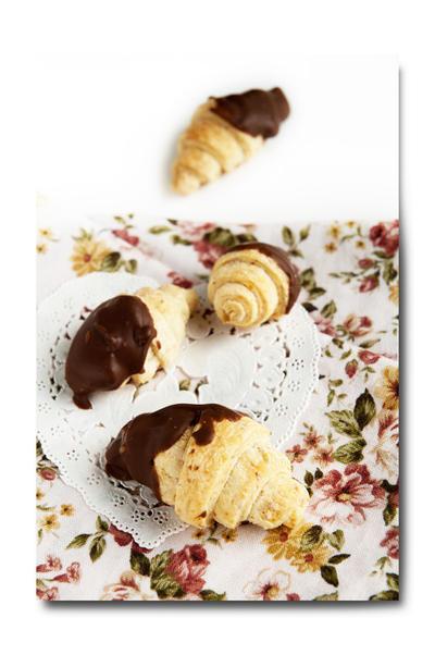 チョコクロワッサン風クッキー