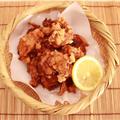 だしまろ酢で柔らか鶏の唐揚げ~ポロンとピクニック