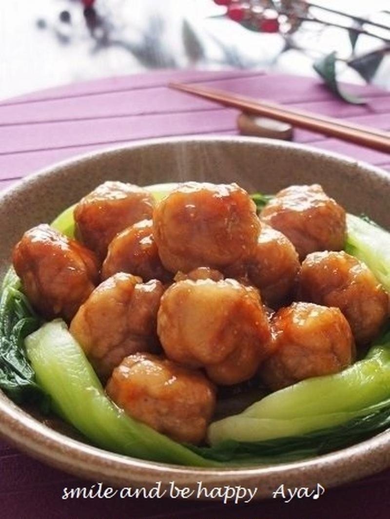 こってりが食べたい方へ!「豚こま×中華」のバリエーションレシピ