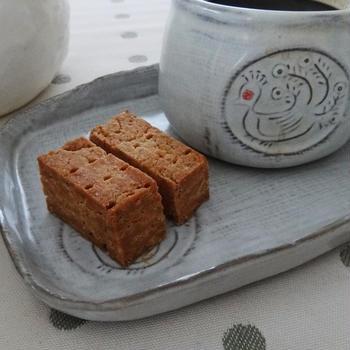 糖質オフ❤100%大豆粉クッキー 砂糖、米粉、小麦粉不使用なのに何故美味しい