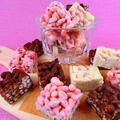 ポン菓子で簡単!バレンタインのかわいい手作りひと口チョコの作り方