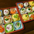 手まり寿司で華やか・簡単お弁当♪
