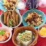 「オクラとなめたけのネバネバ温奴」と和食の日