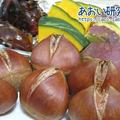 料理日記 15 / 食べ終えた栗の殻で燻製した話 by 黒澤あおいさん