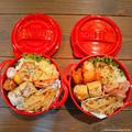 今週のお弁当(2020年9月第4週目) by にゃあぱんさん