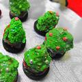 チョコストロベリー☆クリスマス簡単デザート♪♪