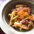 今日は簡単に!すき焼き風味が美味しい「宮中トッポギ」。 by イェジンさん