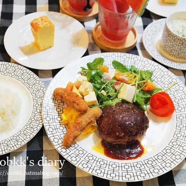 【洋食】おうちごはん(3日分の記録)/My Homemade Dinner/อาหารมื้อดึกที่ทำเอง
