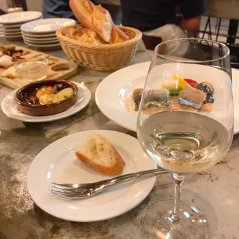 フレンチのワインバー お弁当