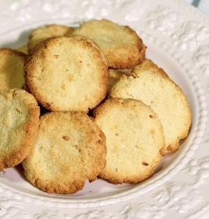 安い!簡単!美味しい!『低糖質おからクッキー』の作り方