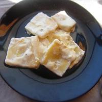 ジャガイモのニョッキ・セージ風味のクリームソース