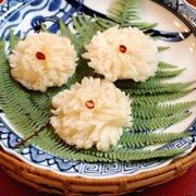 「菊花かぶ」画像がBSプレミアムで紹介されます。