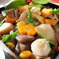【お正月料理2】一月二日の朝ご飯のご紹介です。