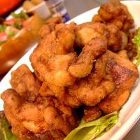 【GABAN花椒】 甘辛鶏から花椒風味