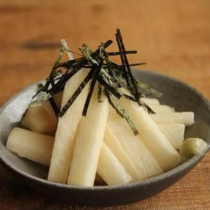 さっぱり食べたいときに!「わさび×麺つゆ」のお手軽副菜レシピ