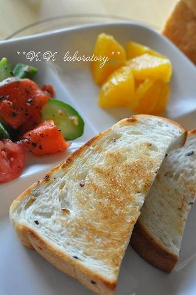 玄米入り食パン