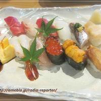 銀座で寿司ランチ「魚河岸 次郎松」東急プラザ