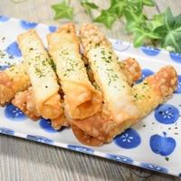 【ボーソー米油部】山芋&チーズ揚げ