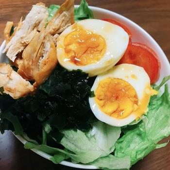 【レシピ】すごい麺を見つけたっ!たれまで手作り☆暑い夏を乗り切るグルテンフリー冷やし中華!!