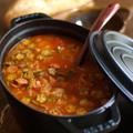 ガンボ風スープ。 by ささきのりこ。さん