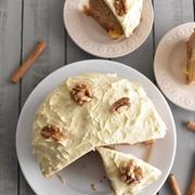 ホットケーキミックスで簡単!アメリカ生まれのスイーツ♪ハミングバードケーキ