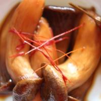 ★エリンギの甘醤油煮。