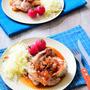 キウイ漬け!柔らか鶏ももステーキの野菜ソースがけのレシピ by ジンジャーやまざき
